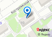 Средневолжский центр аттестации рабочих мест на карте