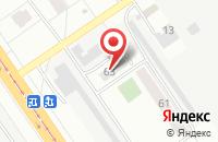 Схема проезда до компании Фабрика окон в Астрахани