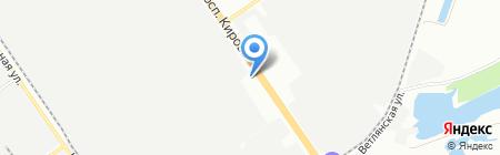 Комплектсервис на карте Самары