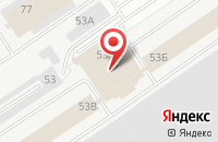Схема проезда до компании Допуск в Самаре