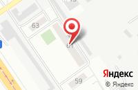 Схема проезда до компании Почта Банк в Подольске