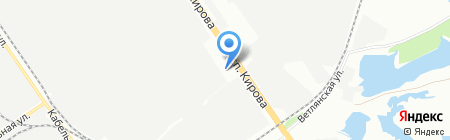 НерудСтрой на карте Самары