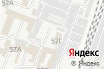Схема проезда до компании Кобра в Самаре