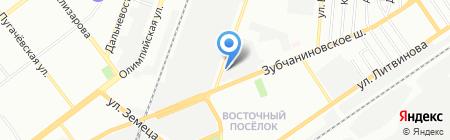 СамараМазСервис на карте Самары