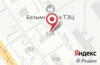 Схема проезда до компании Мсл в Самаре