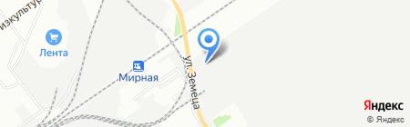 Поволжский Логистический Оператор на карте Самары