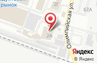 Схема проезда до компании 1 Мая в Самаре