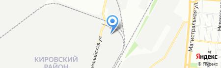 РосЦемент на карте Самары