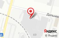 Схема проезда до компании Технопресс в Самаре