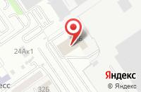 Схема проезда до компании Авиакор-Завод Длинномеров в Самаре