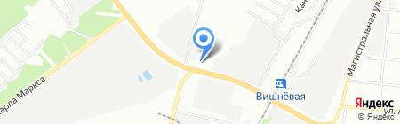 Средне-Волжская Компания на карте Самары