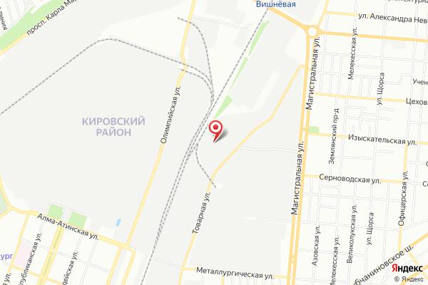 Офис продаж АвтоЕвро: Самара (г. Самара,ул. Товарная 70 корпус 3)