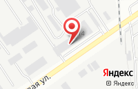 Схема проезда до компании Стройкомпонент в Самаре