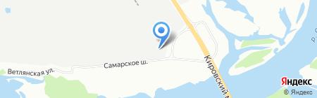 Росметалл на карте Самары