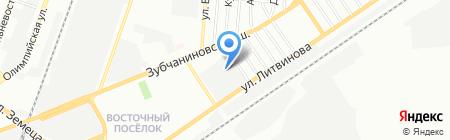 Мастер Град сервис на карте Самары