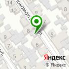 Местоположение компании Проект-Электро-Монтаж