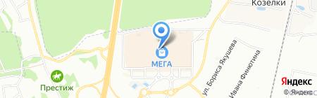 Camaieu на карте Самары