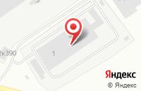 Схема проезда до компании Алгоритм в Самаре