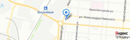 РукавицОптторг на карте Самары