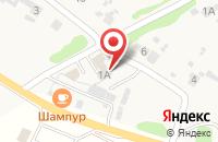 Схема проезда до компании Добрый Улий в Николаевке