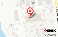 Схема проезда до компании Драфт в Новосемейкино