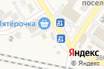 Схема проезда до компании Красна цена в Новосемейкино