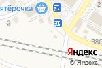 Схема проезда до компании Цветочный магазин в Новосемейкино