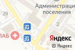 Схема проезда до компании Магазин канцелярских товаров в Новосемейкино