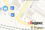 Схема проезда до компании золотой колос в Новосемейкино