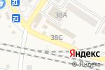 Схема проезда до компании Малыш в Новосемейкино