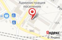 Схема проезда до компании Кулинария в Новосемейкино