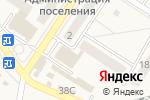 Схема проезда до компании Парикмахерская в Новосемейкино