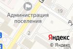 Схема проезда до компании Коробейник в Новосемейкино
