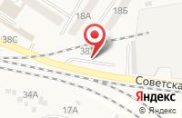 Схема проезда до компании Автокомплекс в Новосемейкино