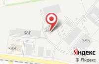Схема проезда до компании Салют в Новосемейкино