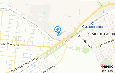 Местоположение на карте пункта техосмотра по адресу Самарская обл, Волжский р-н, тер Промзона, ул Механиков, д 30