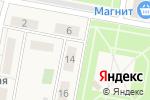 Схема проезда до компании Хлебный в Петре Дубраве