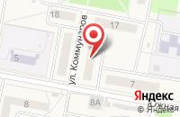 Схема проезда до компании Почтовое отделение в Петре Дубраве