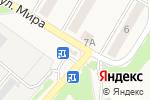 Схема проезда до компании Пивнов в Новосемейкино