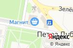 Схема проезда до компании Парикмахерская в Петре Дубраве