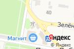 Схема проезда до компании Автомагазин в Петре Дубраве