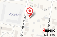 Схема проезда до компании Авангард Строй Самара в Петре Дубраве