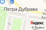 Схема проезда до компании Сампэкс в Петре Дубраве