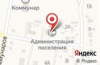Схема проезда до компании Жигули-Телеком в Петре Дубраве