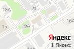 Схема проезда до компании Олимп в Новосемейкино
