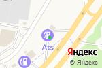 Схема проезда до компании Лукойл в Смышляевке