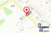 Схема проезда до компании Автомойка на Шоссейной в Смышляевке