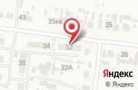 Схема проезда до компании Байкал в Волжском