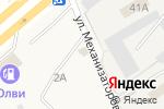 Схема проезда до компании СИЛА-ЦЕНТР в Смышляевке