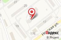 Схема проезда до компании Витамин в Алексеевке